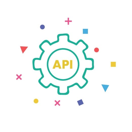 API to communicate visually